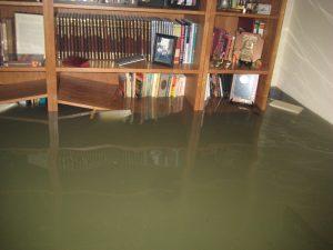 sewage overflow cleveland