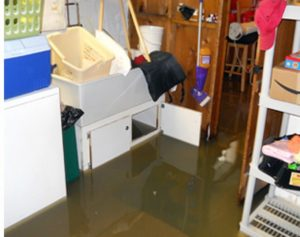 flood cleanup